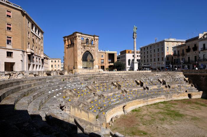 piazza santoronzo lecce storia damore - photo#31