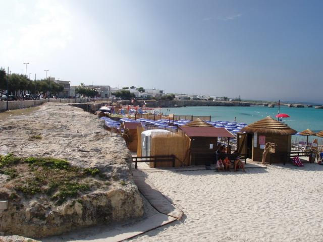 San Foca Bandiera Blu 2012.