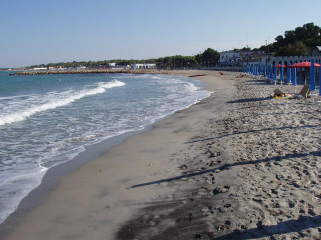 San Cataldo meta ideale per trascorrere una vacanza all'insegna del sole e del mare, a soli 10 chilometri dal capoluogo di provincia Lecce.