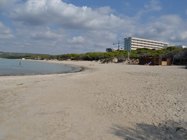 Rivabella ampia spiaggia bagnata dal Mar Ionio