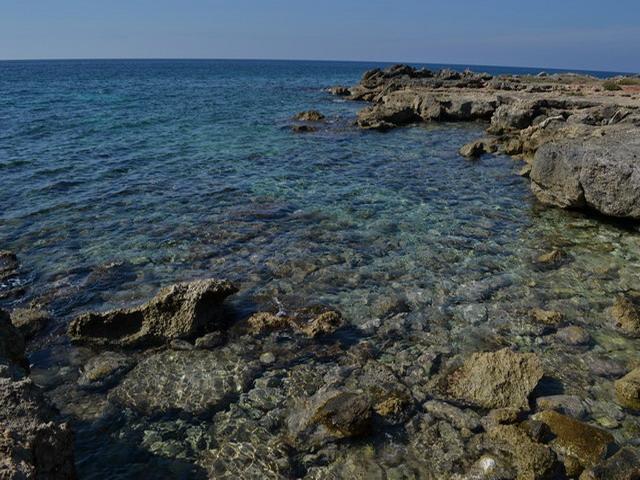 Il paesaggio di Marina di Capilungo e' sempre verde ed incontaminato, che fa da splendida cornice a queste meravigliose spiagge di scogli e piccoli ciottoli tondeggianti.
