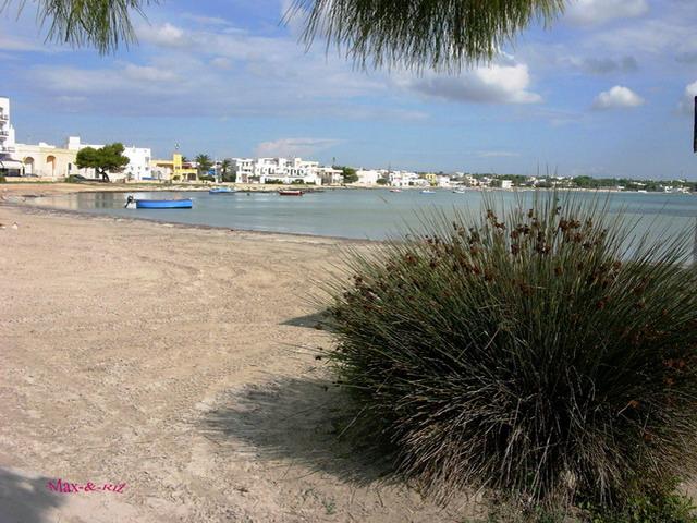 Sabbia bianca, mare con acqua incredibilmente trasparente, fondali meravigliosi, da non dimenticare l'Area Marina Protetta di Porto Cesareo, situata nella parte orientale del golfo di Taranto che costituisce la zona piu' settentrionale del mare Ionio