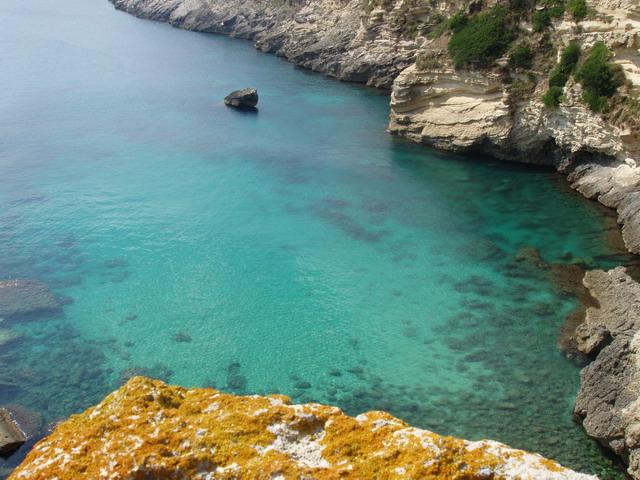 Santa Cesarea Terme e' una localita' costiera del Salento, sul versante Adriatico della Puglia.