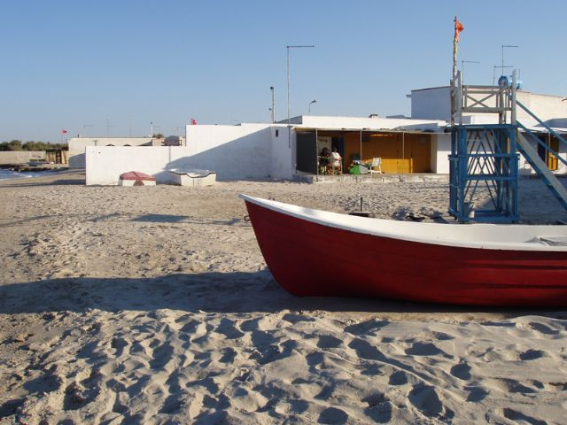 Marina di Frigole e' in una posizione comoda per visitare le zone di mare del versante adriatico ed e' anche molto vicina alla bellissima citta' di Lecce.