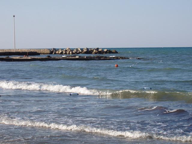 Marina di Frigole e' caratterizzata da un ampio arenile ricco di sabbia finissima e bianca, un mare pulito con acqua limpida; un fresco verde intorno, con pinete ombreggianti.