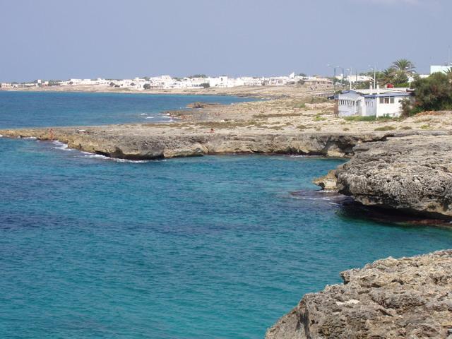 Marina di Mancaversa e' una localita' balneare della provincia di Lecce e frazione di Taviano. E' collocata sulla costa ionica tra Torre Suda e Punta Pizzo.