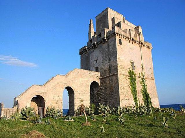 la torre costiera e di avvistamento Colimena