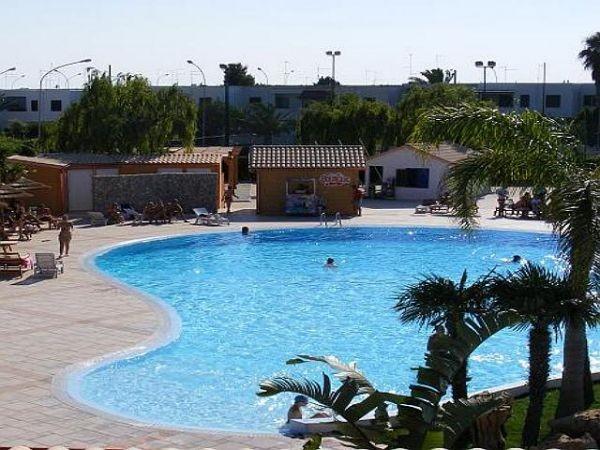 Eurovillage Club ubicato lungo la Costa Jonioco Salentina in località Torre Lapillo