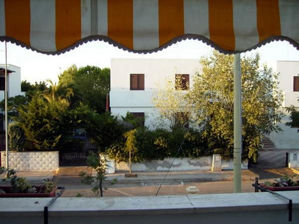 Appartamenti all'interno del villaggio provvisti di balcone