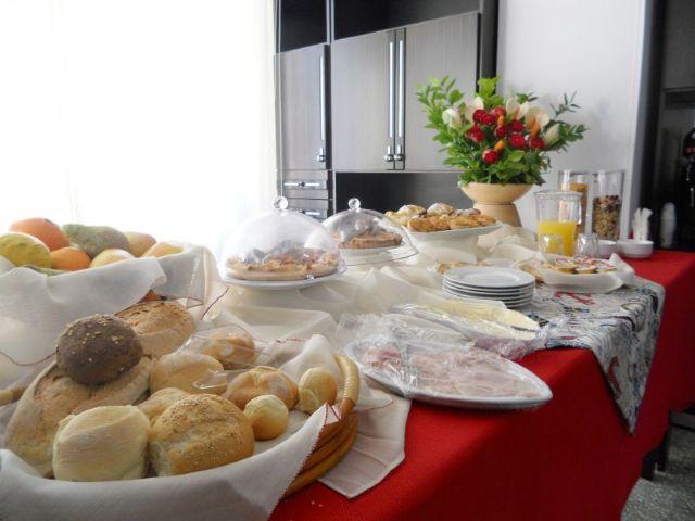 Ampia sala da pranzo