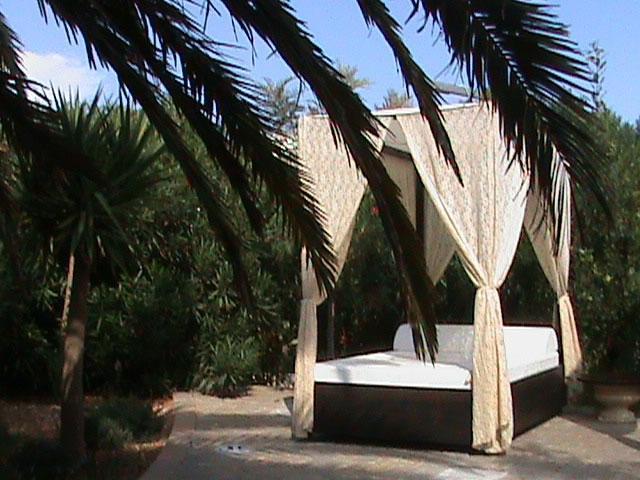 Sala relax attrezzata per i clienti