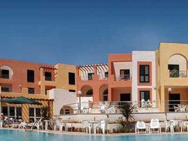 Splendido panorama dall'Hotel Aliz? ubicato a Santa Cesarea Terme