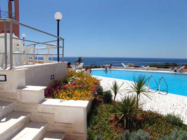 Hotel Aliz? categoria 4 stelle ubicato a Santa Cesarea Terme