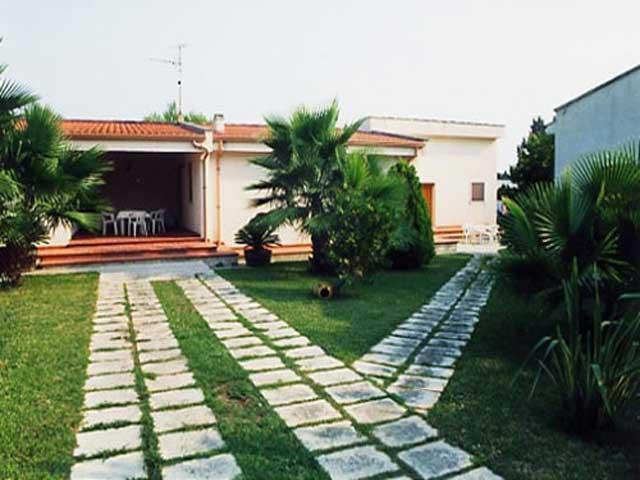 Le villette vantano un piccolo giardino ad uso eclusivo