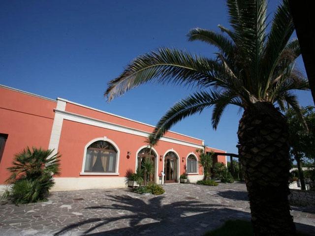 Villaggio Hotel Mulino a Vento nei pressi di Otranto