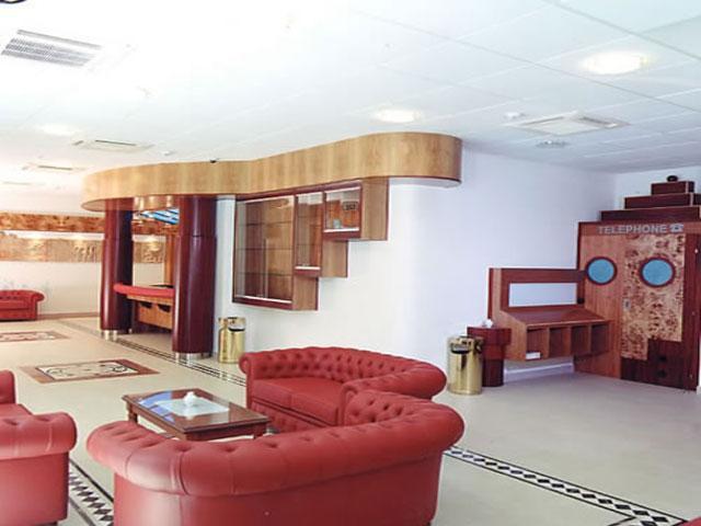 Interno del Grand Hotel Club Daniela categoria 4 Stelle ubicato a Otranto