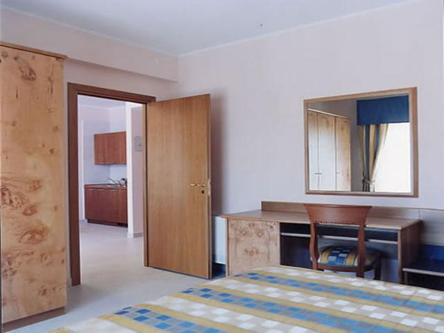 Il grand Hotel Daniela dispone di 146 camere ampie ed accoglienti