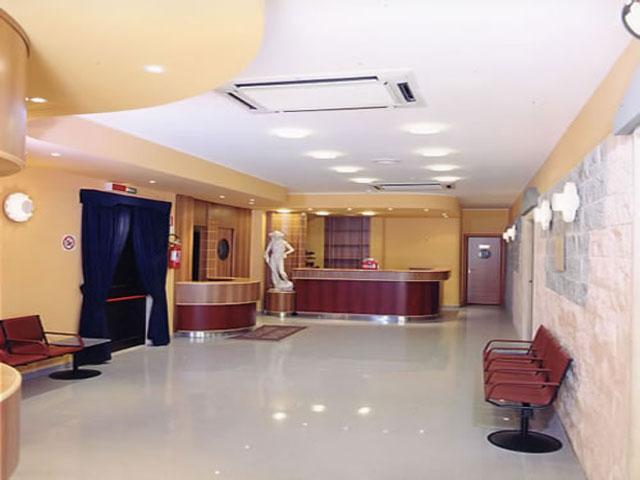 Grand Hotel Club Daniela categoria 4 Stelle ubicato a Otranto nel Salento