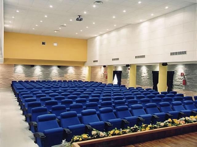Sala congressi presso il Grand Hotel Club Daniela ubicato nel cuore del Salento