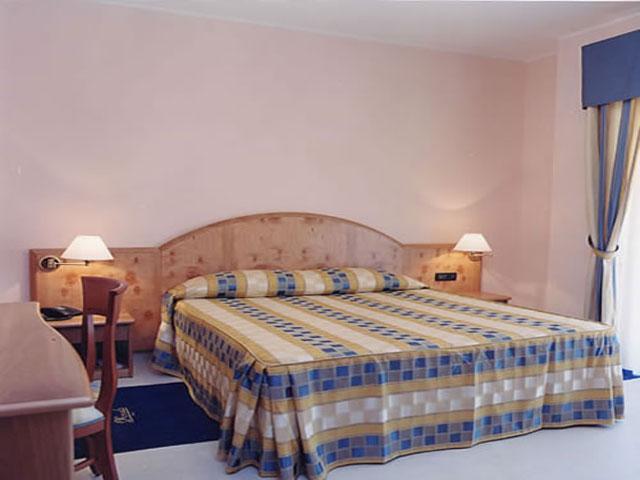 Camere del Grand Hotel Daniela dotate di servizi privati