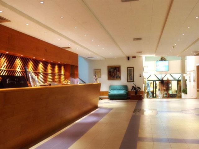 Reception del Gran Hotel Daniela