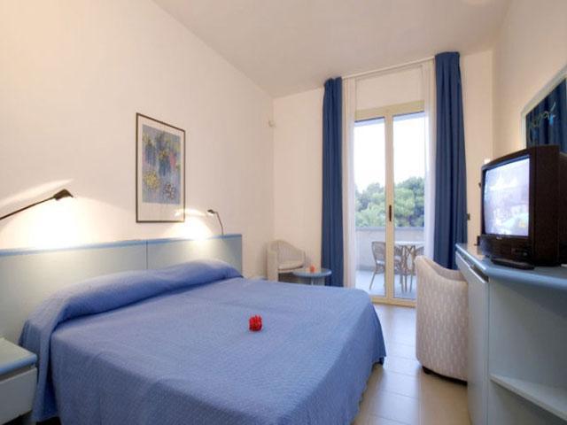 Camere del Grand Hotel Club Daniela ubicato a Otranto