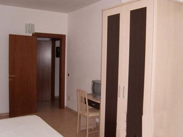 Interni delle camere