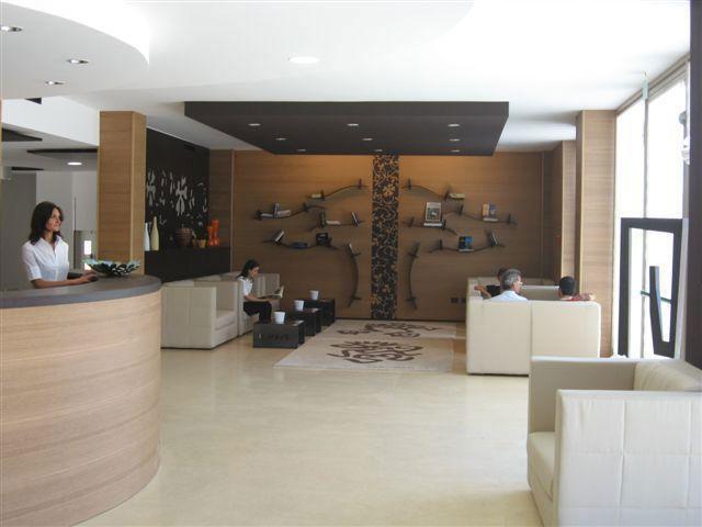 Hall dell'Hotel Sanlu
