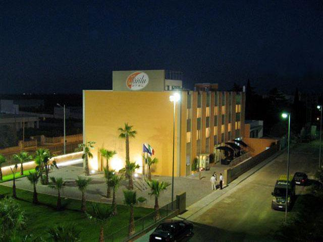 Hotel Sanlu categoria 3 stelle a Serrano