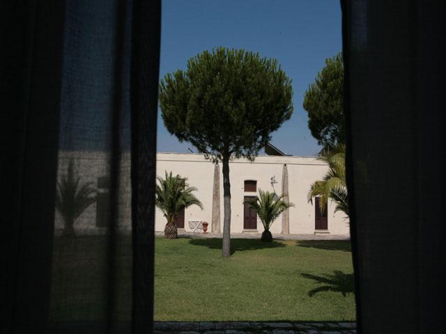 Camera standard con vista del Borgo Cardigliano