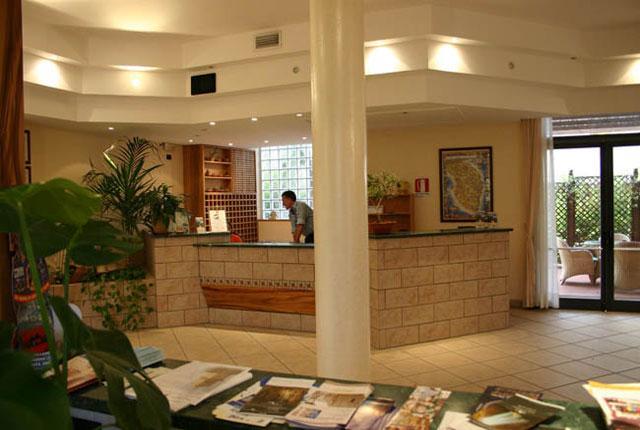Reception del Villaggio Sairon Club - Torre dell'Orso