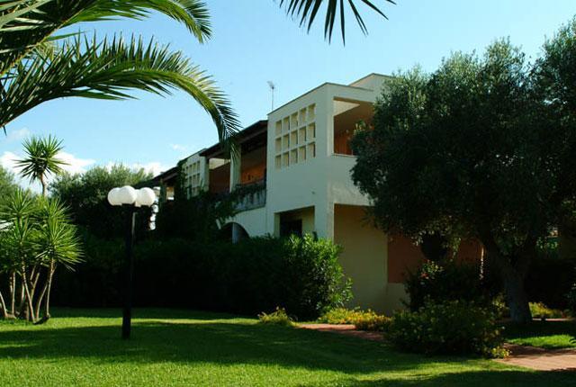 Unita' abitative all'interno del Villaggio Sairon Club