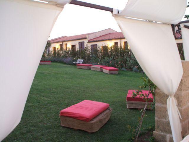 Angoli relax della Masseria Santicuti