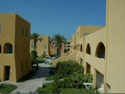 Appartamenti e camere all'interno dell'Hotel Barone di Mare e distribuiti su tre piani