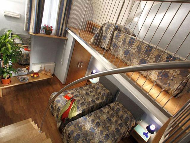 Raffinate camere da letto