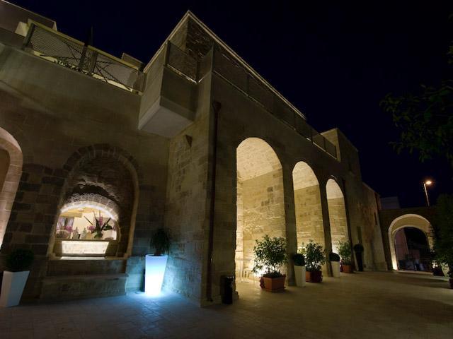 Hotel San Giuseppe categoria 4 stelle in antica dimora