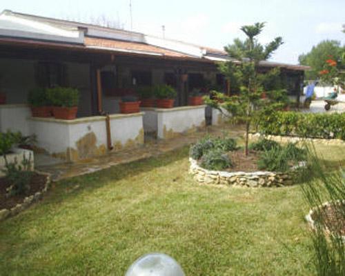 Spazi verdi - Alloggi rurali a Frassanito