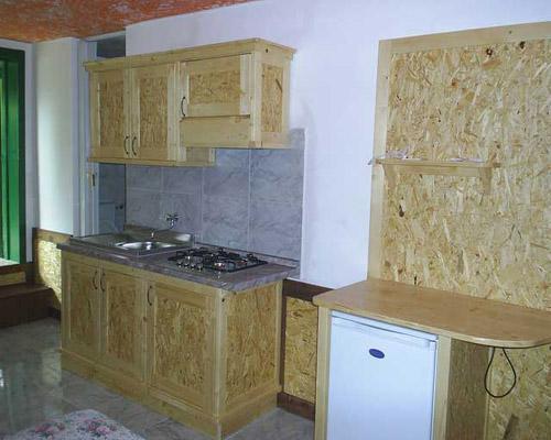 Angolo cottura degli appartamenti