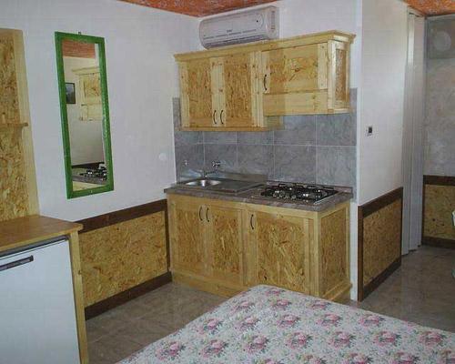Interni degli appartamenti in affitto