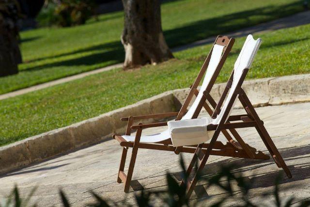 arredamento da esterni nelle aree relax