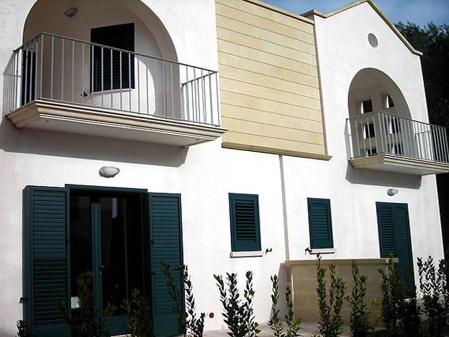 Appartamenti in affitto all'interno del Blumare Club Village