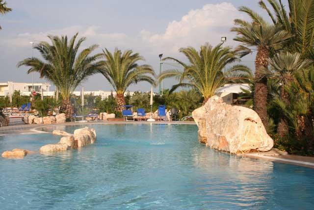 Residence I Giardini di Atena categoria 3 stelle a Merine