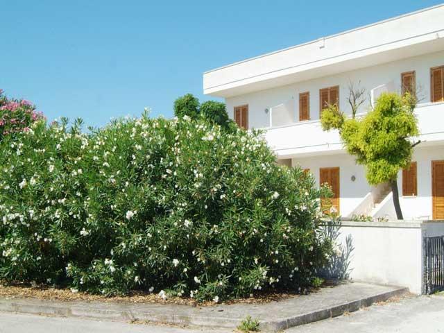 Spazi verdi del residence Open Village
