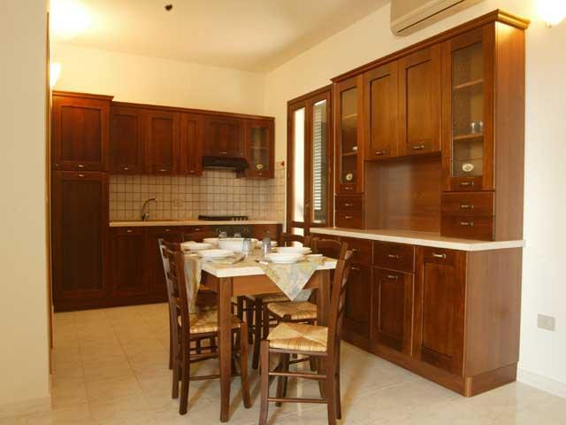 Appartamenti con angolo cottura