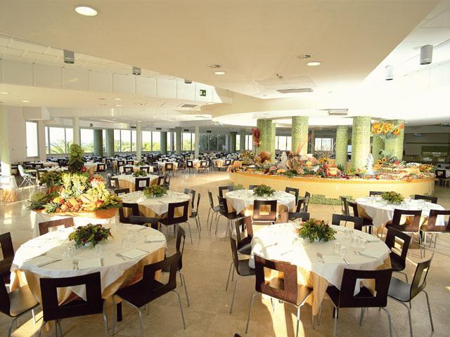 Ristorante del Grand Hotel Serena