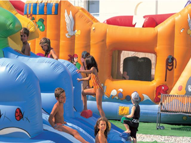 Giochi per il divertimento dei bambini