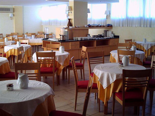 Ristorante - Hotel Pellegrino Palace a Vieste