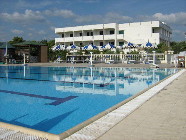 Club Pellegrino Palace a Vieste in Puglia