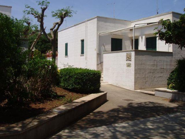Esterni appartamenti all'interno del Villaggio Conca Specchiulla Otranto