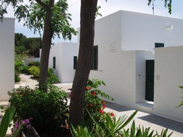 Villaggio Conca Specchiulla ad Otranto
